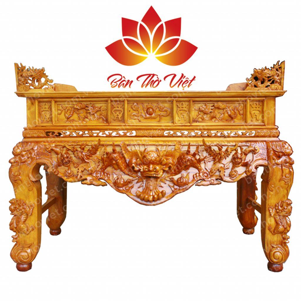 Cách bài trí bàn thờ Miền Nam như thế nào?