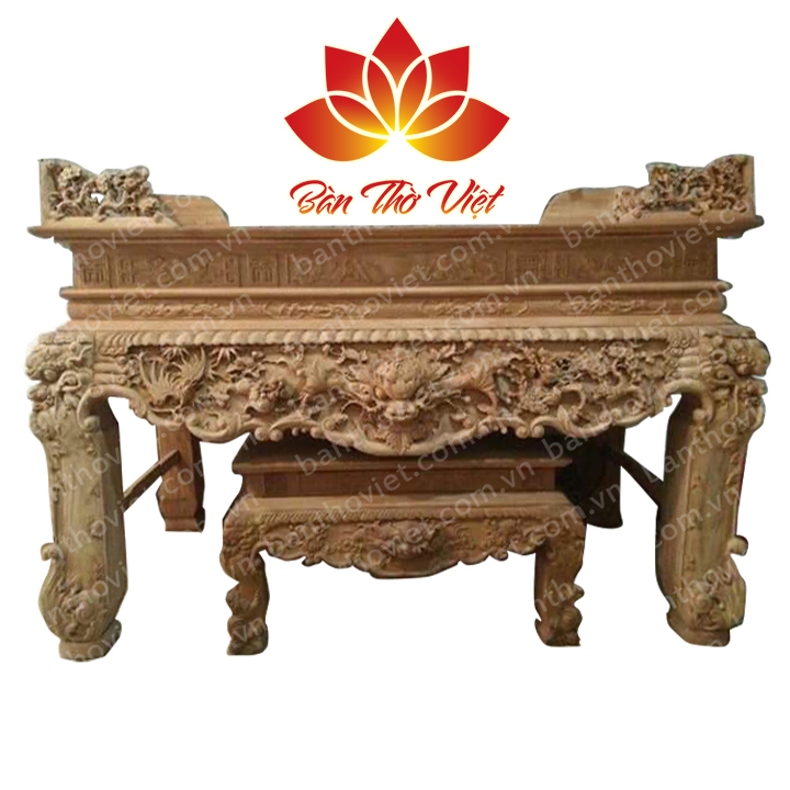 Mua bàn thờ ở đâu tại Hà Nội giá rẻ - chất lượng?