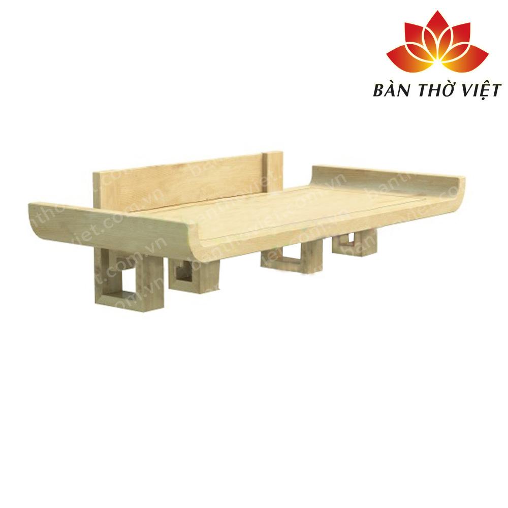 Một số mẫu bàn thờ treo tường đẹp giá rẻ tại Bàn Thờ Việt