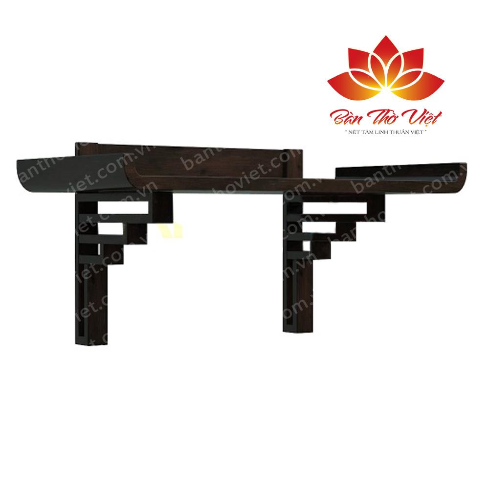 Một số mẫu bàn thờ treo tường đẹp - Giá rẻ