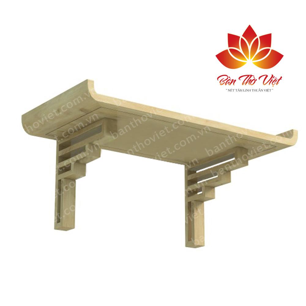 Một số mẫu bàn thờ treo gỗ mít chất lượng - giá rẻ trên thị trường