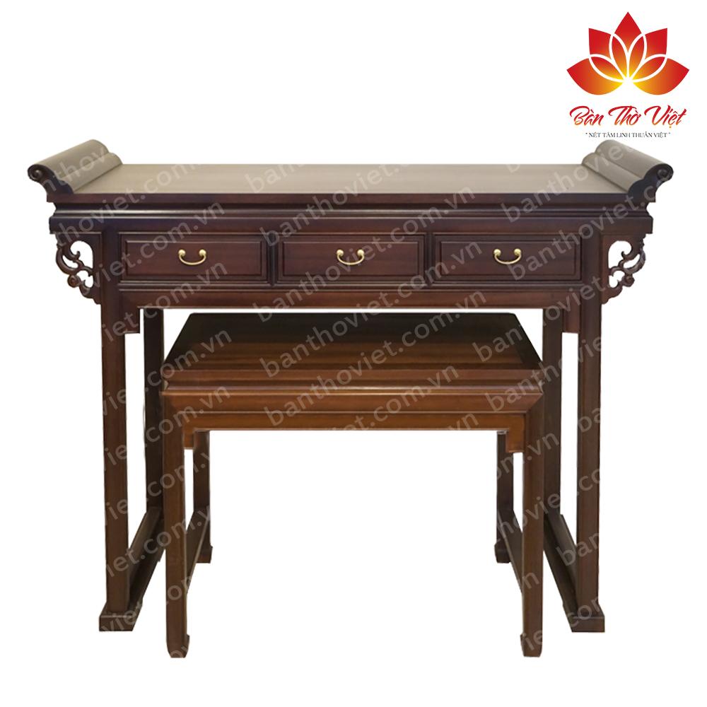Những mẫu bàn thờ chung cư đẹp - Nội Thất Bàn Thờ Việt