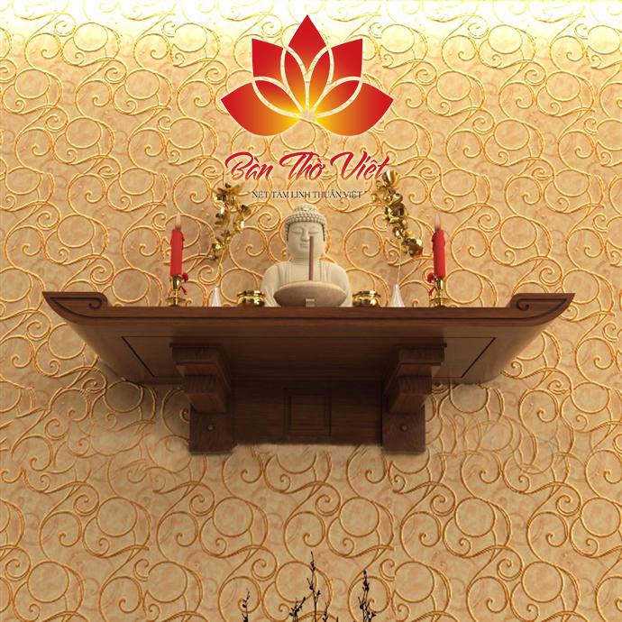 Địa chỉ tìm mua bàn thờ treo tường loại to uy tín tại Hà Nội