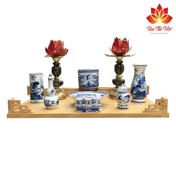Các mẫu bàn thờ treo tường đẹp giá rẻ hiện nay