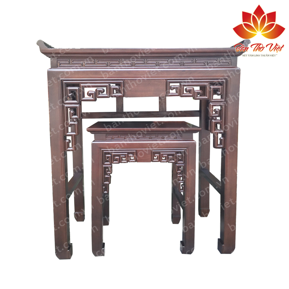 Một số mẫu bàn thờ đẹp giá rẻ tại Bàn Thờ Việt