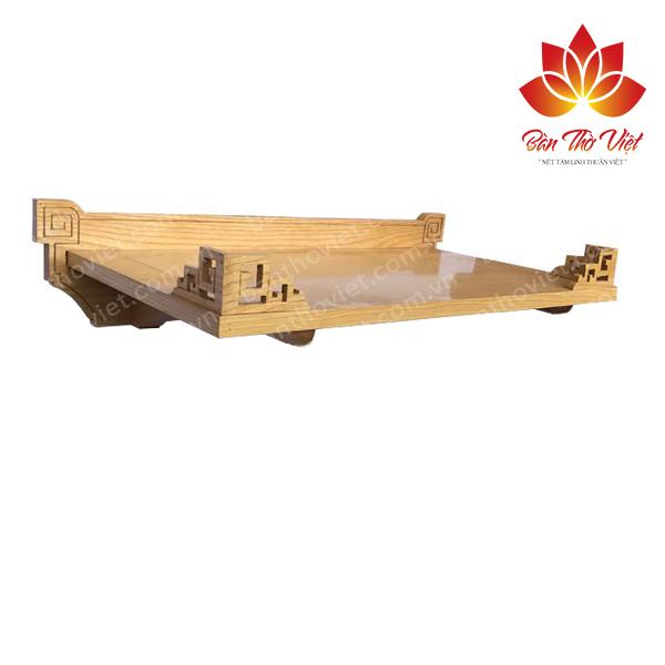 Ưu điểm nổi bật của bàn thờ treo gỗ sồi