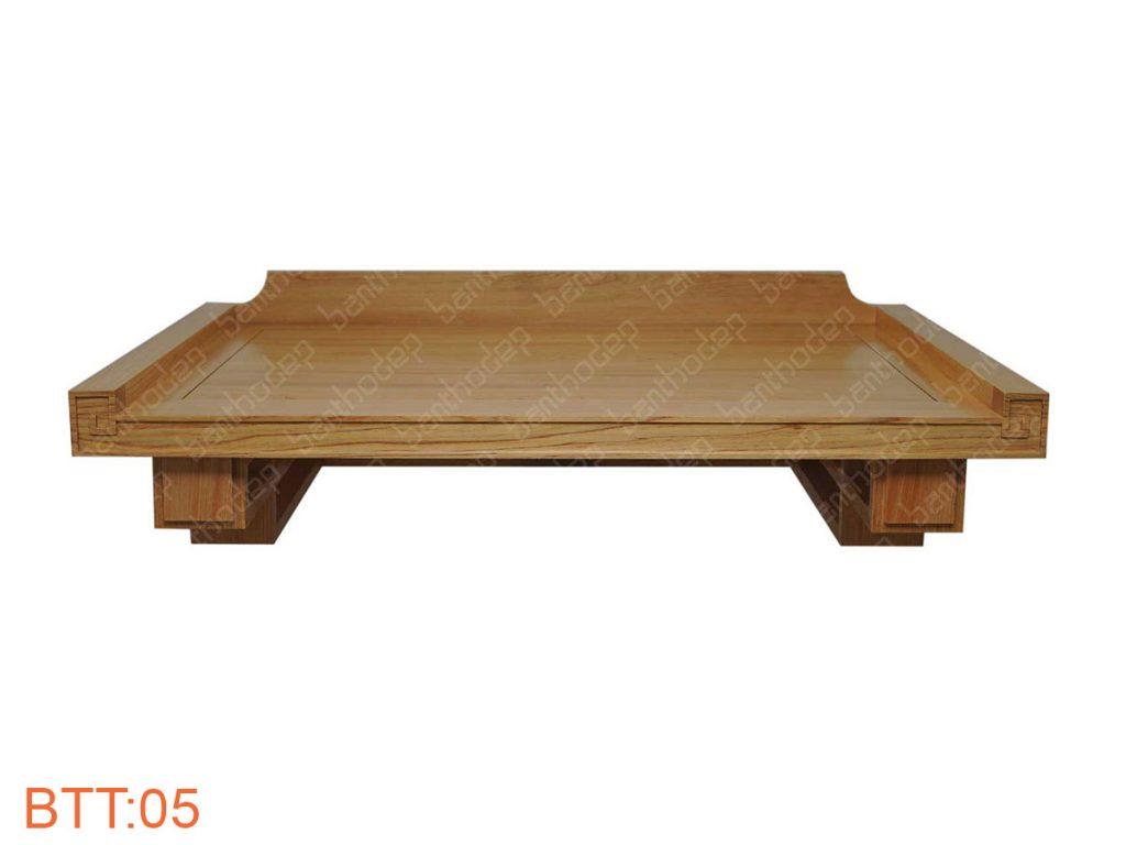 Một số mẫu bàn thờ treo gỗ xoan đào Siêu Đẹp - Hiện Đại