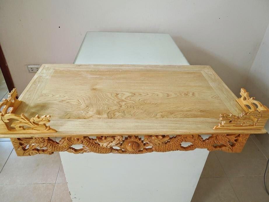 Tổng hợp bàn thờ treo đục rồng - thiết kế đẹp cho chung cư
