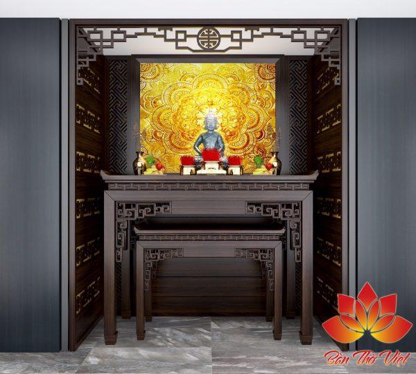Cách hóa giải bàn thờ dựa lưng vào bếp - Cấm kỵ trong phong thủy