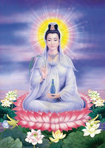Đặt bàn thờ Phật Quan Âm treo tường trong nhà đã trở thành đức tin lớn